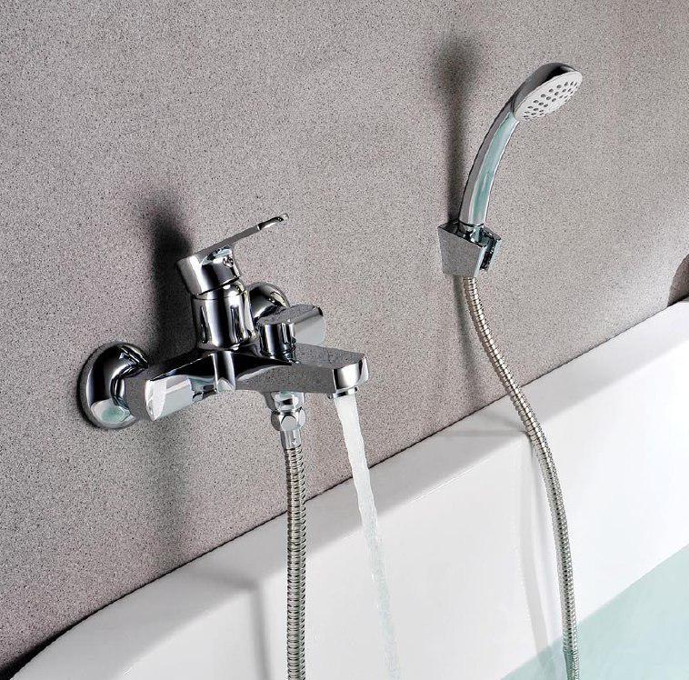 смеситель для ванной